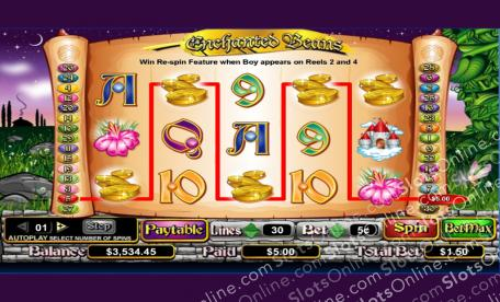 Spiele Enchanted Beans - Video Slots Online