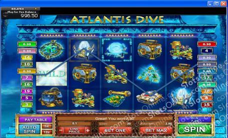 Atlantis Dive