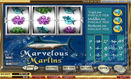 Marvelous Marlins