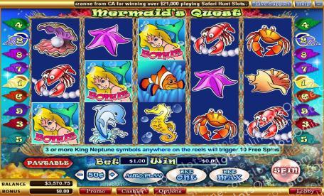 Mermaids Quest