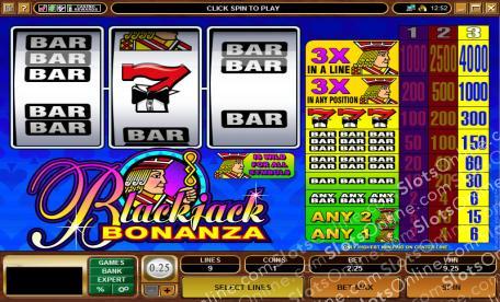 Blackjack Bonanza