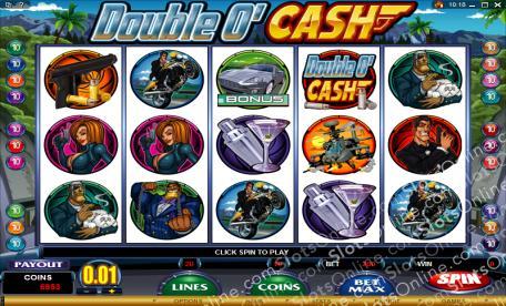 Double O Cash