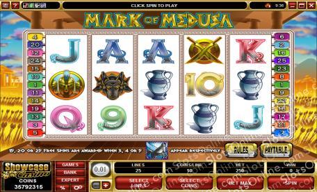Mark of Medusa