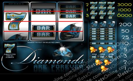 Play Diamonds Are Forever
