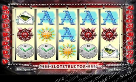 Slotstructor