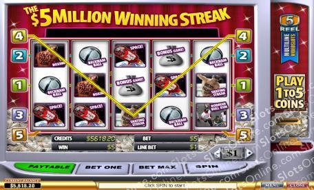 The $5 Million Winning Streak