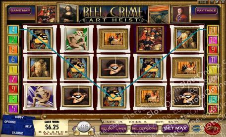 Reel Crimes 2: Art Heist