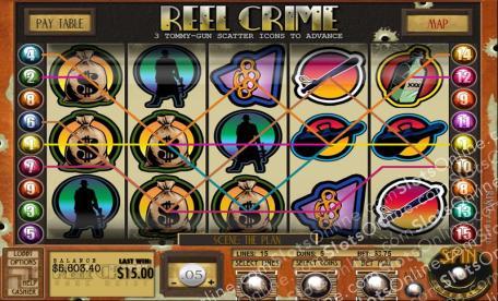 Reel Crime 1: Bank Heist