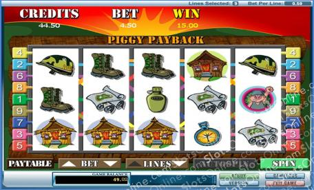Piggy Payback