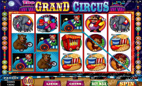 The Grand Circus