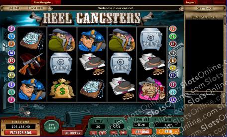 Reel Gangster