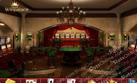 Win Palace Lobby