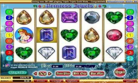 Princess Jewels