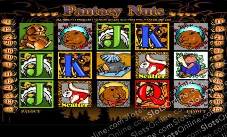 Fantacy Nuts