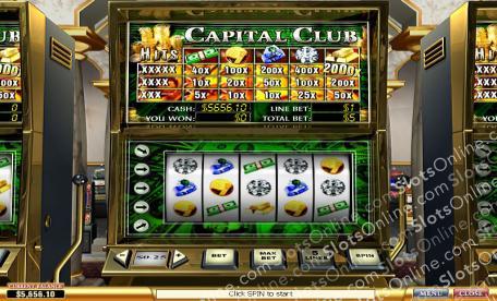 Capital Club