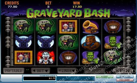 Grave Yard Bash