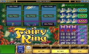 Fairy Ring Slot