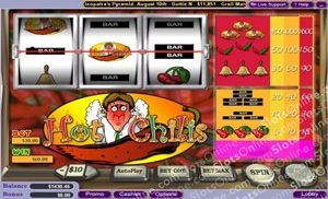 Hot Chilis Slot
