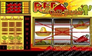 Red Chili Hunter Slot