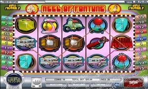 Reel of Fortune Slot
